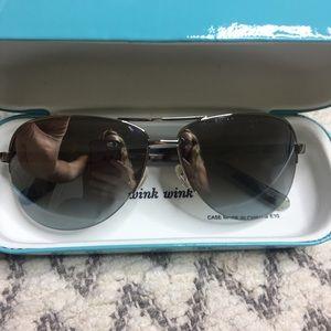 Kate Spade Aviator Sunglasses